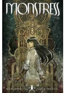 Monstress Volume 1 [9781632157096]