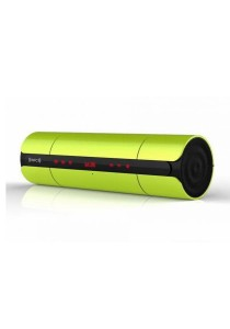 KR-8800 NFC Bluetooth Speaker With LED Display Green