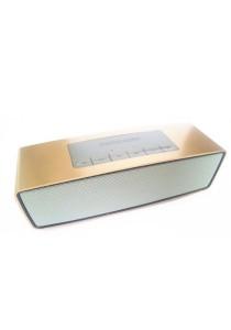 KR9700 Mini Wireless Bluetooth Speaker Gold