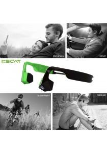 KSCAT Nice 5 Open Ear Bone Conduction Headphone-Green