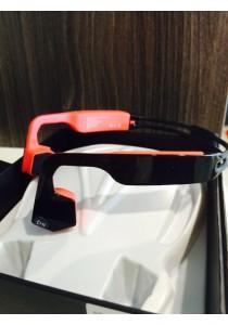 KSCAT Nice 5 Open Ear Bone Conduction Headphone - Red