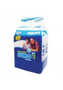 Sumo Adult Diaper L 10´s (Cloth-feel & Anti-bacteria)