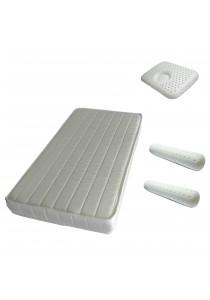 Premium Gift for Newborn Baby - Certified Natural Mattress Combo Set