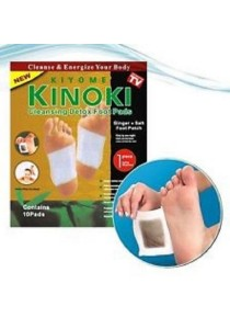 Kinoki Gold Foot Patch X 10 Pieces