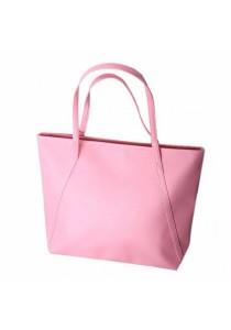 Ladies Room Tote Bag - Light Pink