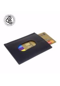 Ladies Room PhilC Handmade Genuine Tanned Leather Card Holder