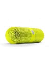 LE 28cm Bluetooth Speaker Yellow