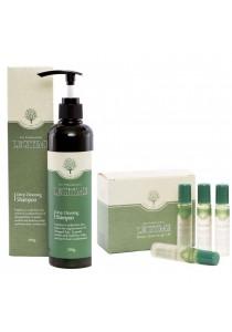 Legitime Deep Cleansing Shampoo 300g + Deep Clean Scalp Oil 10ml x 8ea (Value Set)