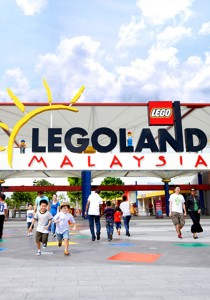Legoland Theme Park & Water Park Malaysia One Day Pass - 2 Adult