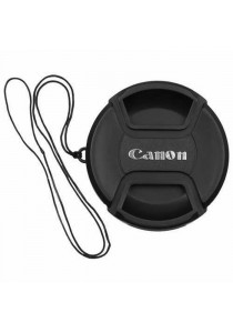 Canon Black Lens Cap - 55mm