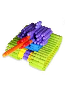 132 Pieces Bullet Building Blocks Set