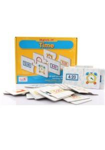 Match-It! Time Puzzle (30 pcs of puzzle set)