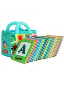 A To Z Alphabet Cloth Book