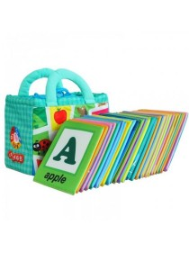 Educational Baby Cloth Book Learning ABC