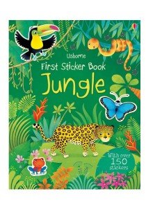 Usborne First Sticker Book Jungle