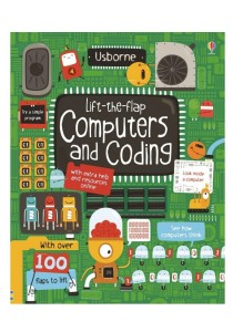 Usborne Lift the Flap Computer and Coding