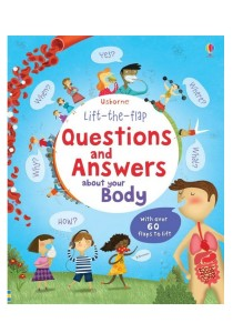 Usborne Lift the Flap Question & Answer about Your Body