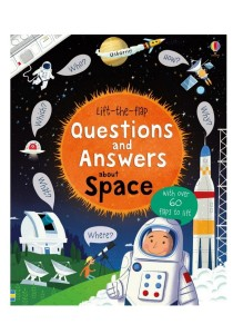 Usborne Lift the Flap Question & Answer about Space