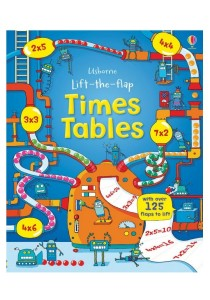 Usborne Lift the Flap Times Table