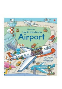 Usborne Look Inside Airport