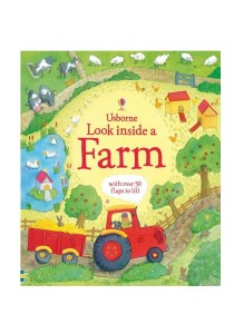 Usborne Look Inside Farm