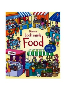 Usborne Look Inside Food