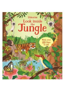 Usborne Look Inside Jungle