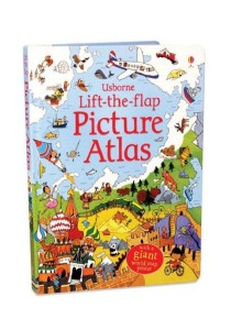 Usborne Look Inside Picture Atlas