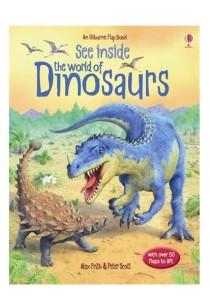 Usborne See Inside Dinosaurs