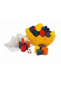 Montessori Moon Balancing Game Building Block
