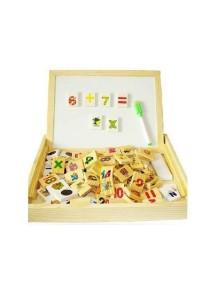Wooden Children Study Box