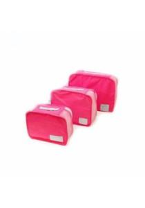 3-pieces Travel Bag Organizer