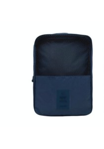 Monopoly Travel Shoe Pouch Organiser Bag Ver 2 (Navy)