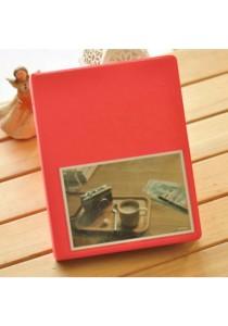 Korea Design 4R Photo Album (Hot Pink)