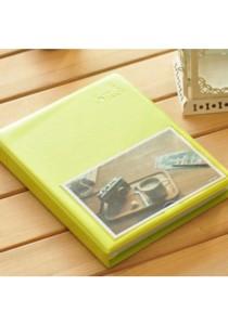 Korea Design 4R Photo Album (Yellow)