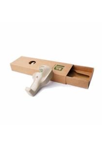 IDEA LIFE 2nd Gen High Quality Car Seat Back Hook Hanger Holder (Cream)
