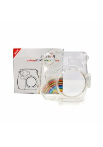 Fujifilm Instax mini 7s Crystal Clear Transparent Case