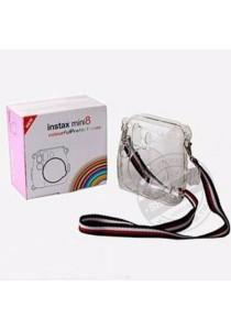 Fujifilm Instax Mini 8 Crystal Clear Transparent Case