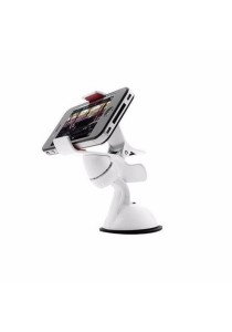 Multipurpose in-car Holder (White)