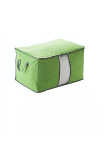 Bamboo Charcoal Storage Bag Organizer Large (Green)