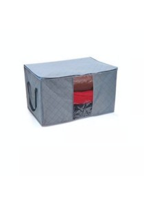 Bamboo Charcoal Storage Bag Organizer Large (Grey)