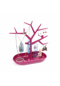 Tree Jewellery Holder Display Stand (Hot Pink)