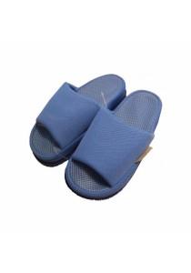 Japanese Massage Shoes Massage Slipper for Female (Light Blue)