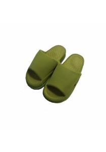 Japanese Massage Shoes Massage Slipper for Female (Light Green)