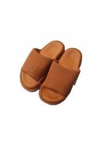 Japanese Massage Shoes Massage Slipper for Female (Orange)