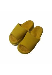 Japanese Massage Shoes Massage Slipper for Female (Yellow)