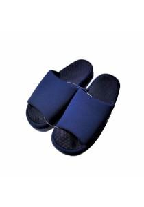 Japanese Massage Shoes Massage Slipper for Male (Dark Blue)