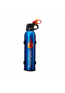 FlameFighter Household & Automotive Powder Fire Extinguisher (Blue)
