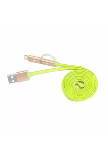 Biaze Full Speed Micro USB Cable (Green)