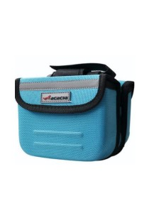 ACACIA Bike Front Pouch/Bicycle Bag (Light Blue)